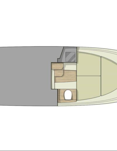 250CX - V01 - LOWERDECK - 01