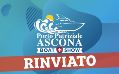 Ascona Boat Show 2021: RINVIATO